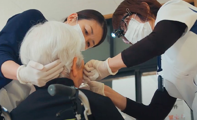 CLOSE UP 歯科衛生士 -いま広がる多様な働き方- DAY3